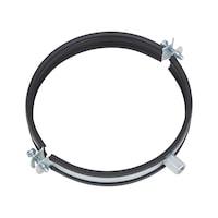 Ventilation pipe clamp TIPP<SUP>®</SUP> AERO
