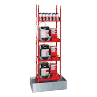 REFILLOmat filling system