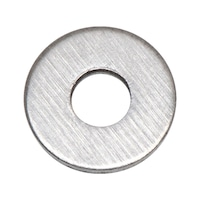 Flat washer - large external diameter