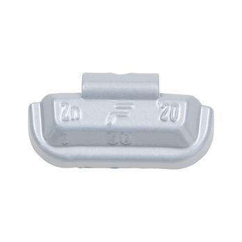 Slagafbalanceringsvægt af zink til stålfælge på biler
