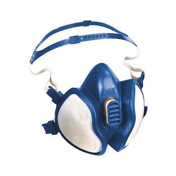 Halvmaske 4000-serien Plus 3M