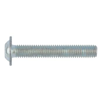 ISO 7380-2 staal 010.9 verzinkt