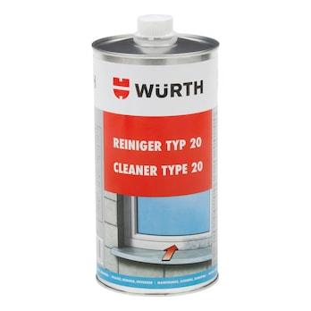 Detergente per plastica antistatico Tipo 20