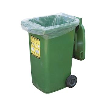 Stor affaldssæk
