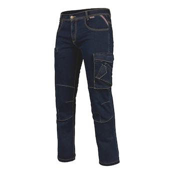 Flerlommede jeans