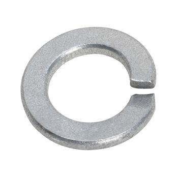 DIN 127 staal mechanisch verzinkt vorm B