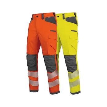 High-visibility bukser, neon, klasse 2