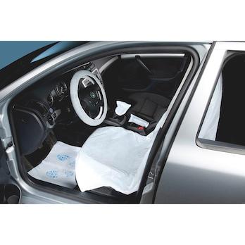 Indvendigt beskyttelsessæt til bil