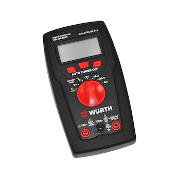 Digitalt multimeter MM 600 TRMS