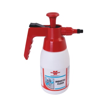 Pumpesprayflaske, opløsningsmiddelbestandig