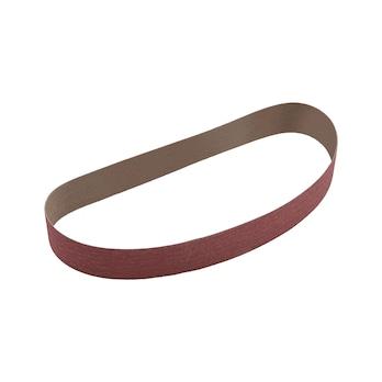 Courroie abrasive en tissu Ponceuse à bande pour tubes CERALINE