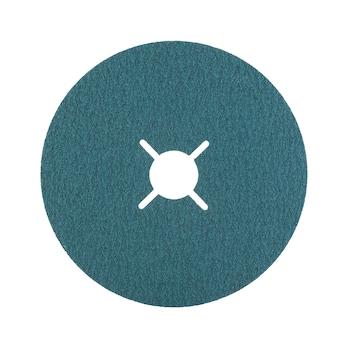 Dischi in fibra vulcanizzata, corindone zirconio Topsize