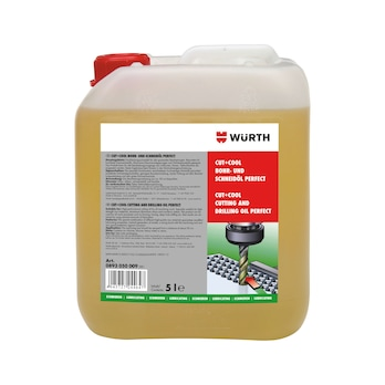 Skære-/boreolie CUT+ COOL Perfect