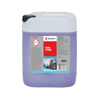 Truck X-clean Et alkalisk koncentrat til forrens.