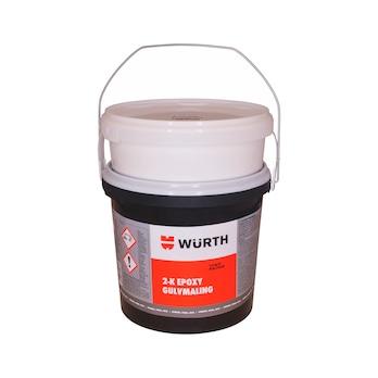 2-K epoxy gulvmaling