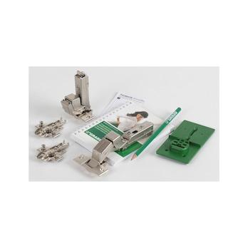 Installatieset voor soft-close scharnieren  TIOMOS M9