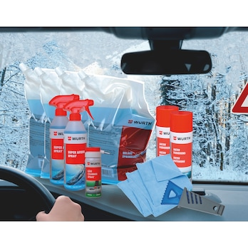 Vintersæt til bilen