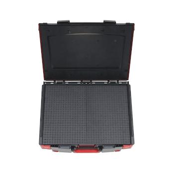 System-Koffer 8.4.1 Rasterschaum Leersortiment