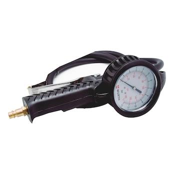 Dæktryksmåler med ur