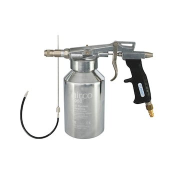 A/Cエバポレーター洗浄用高圧ガン カップ付き