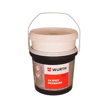 2-komponent epoxy gulvmaling