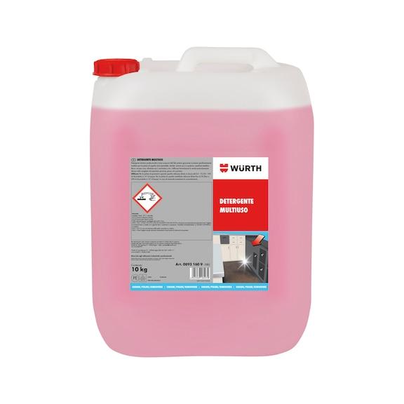 Detergente multiusos - DETERGENTE MULTIUSOS 10LT