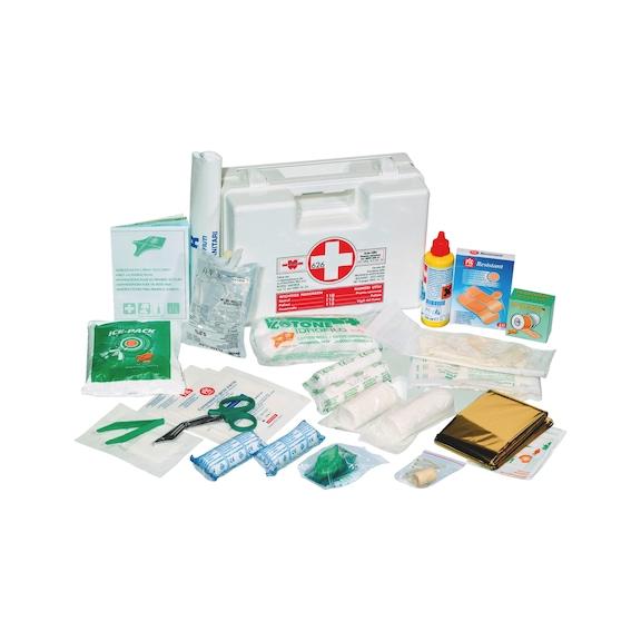 Kit di pronto soccorso - VALIGETTA PRONTO SOCC ALTOADIGE A 2