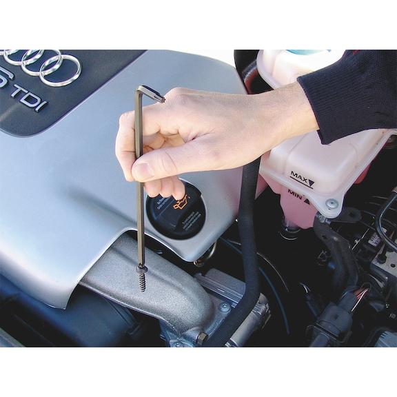 Stiftsleutels, set  TX - 2
