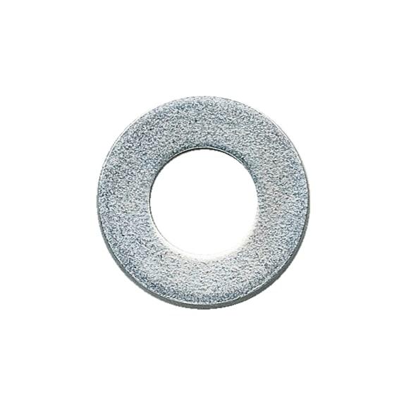 Rondella piatta per bulloni e dadi esagonali - 1