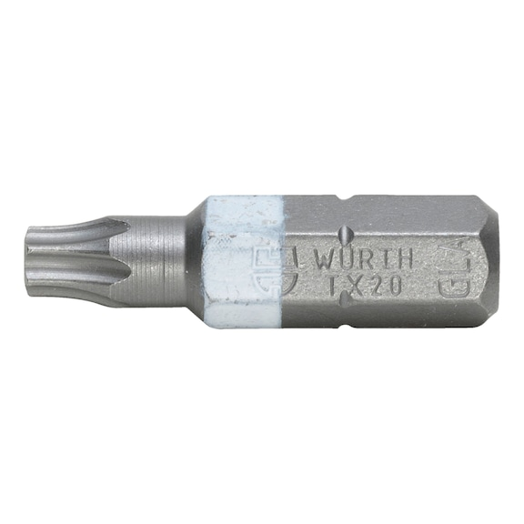 Bit TX - BIT-TX20-WEISS-1/4ZO-L25MM
