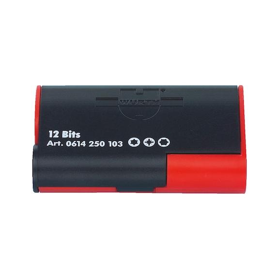 """Bit box 1/4"""" - BIT BOX  PH PZ TX ESAG TAGLIO12PZ"""