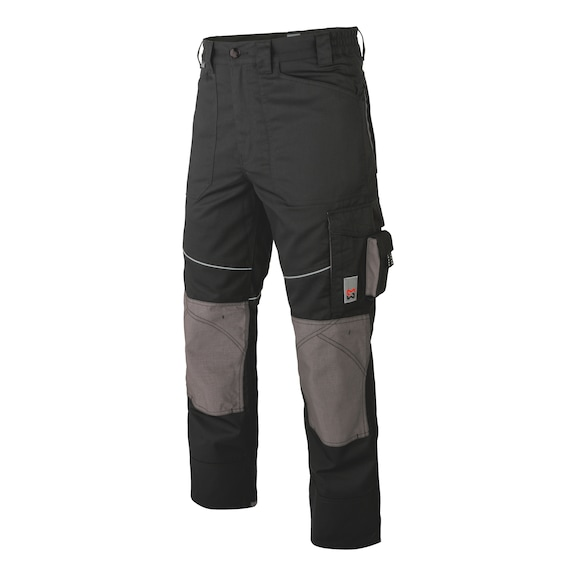 Pantalons STARLINE<SUP>®</SUP> Plus - PANTALON STARLINE PLUS NOIR/GRIS T46