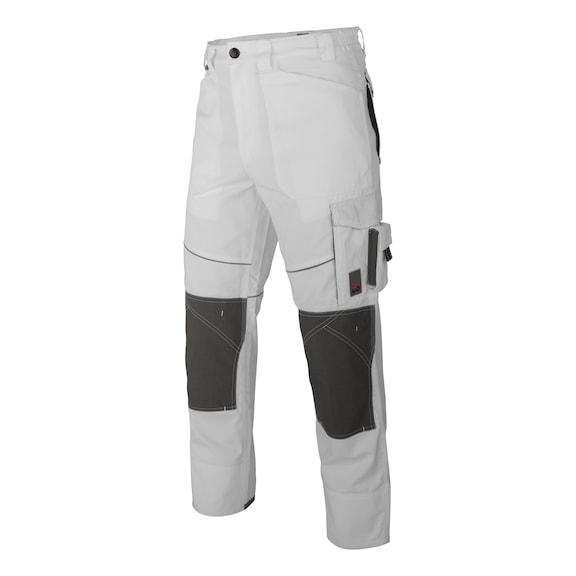 Pantalons STARLINE<SUP>®</SUP> Plus - PANTALON STARLINE PLUS BLANC/GRIS T52