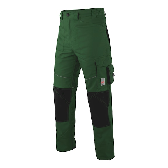 Pantalons STARLINE<SUP>®</SUP> Plus - PANTALON STARLINE PLUS VERT/NOIR T42