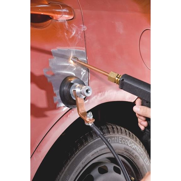 Dent Pull Tools Spot Welding Zubeh/ör Dent Abzieher f/ür Auto Blech Reparatur Gun Lock/_1 St/ück