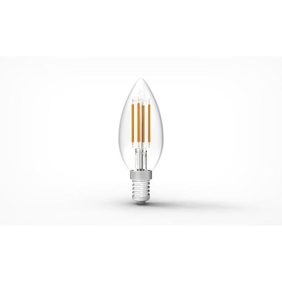 Ampoule LED à filament visible E14 type RETRO - LAMP LED FILA. E14 4W 2700K 450LM