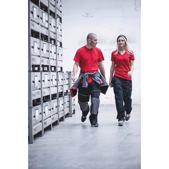 Pantalon cargo pour femmes - 2