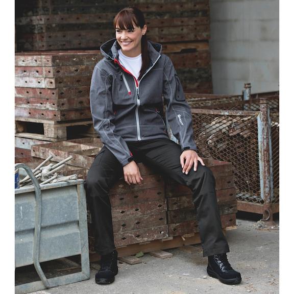 Pantalon cargo pour femmes - 0