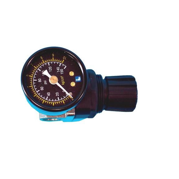 Buy Pressure regulator with manometer mini online