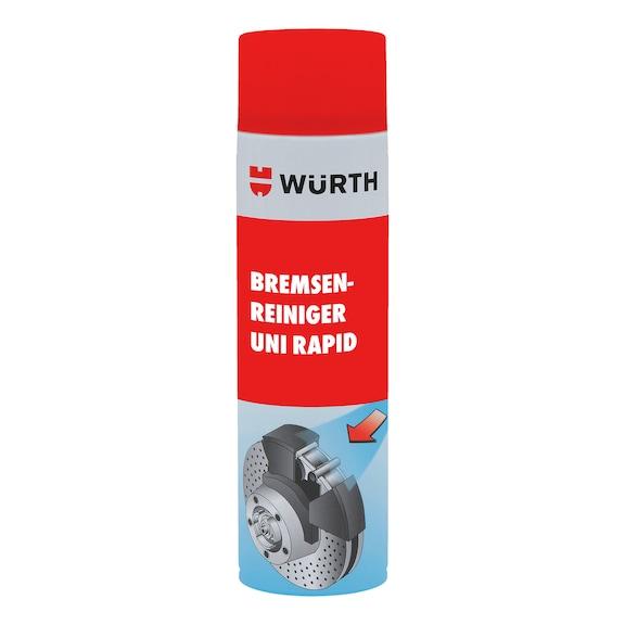 Uni Rapid brake cleaner - 500ML