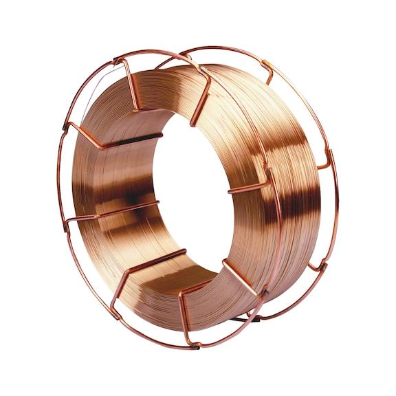 Drôt na zváranie v ochrannej atmosfére Nehrdzavejúca oceľ - 1