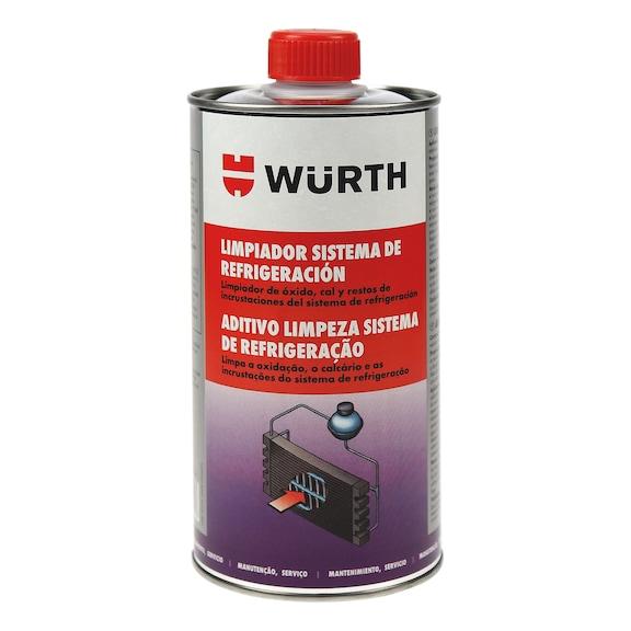 Produto de limpeza para sistemas de refrigeração - ADITIVO LIMPEZA SIST. REFRIGERACAO CARGO