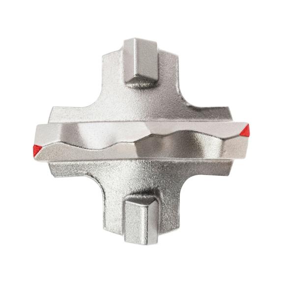 Бур Plus Quadro-L Vario - БУР-PLUS-Q-LV-D18,0-L450-AL400