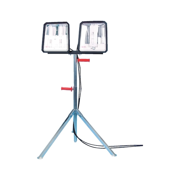 Treppiede per lampade da lavoro - CAVALLETTO PER LAMPADA DA LAVORO