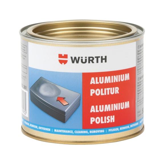 Leštidlo na hliník - 1