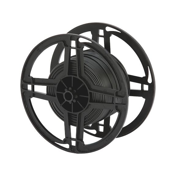 Vehicle line - BLACK 0,75SMM