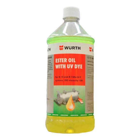 Ester Oil With U/V Dye - 946ML