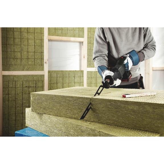 lame de scie sabre pour mat riaux isolants pour. Black Bedroom Furniture Sets. Home Design Ideas