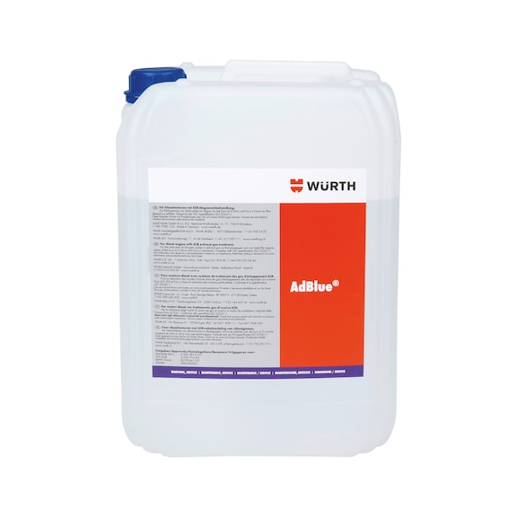 Aditivo Diesel AdBlue - ADBLUE 10L