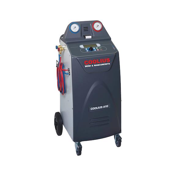 Unité de traitement de l'air COOLIUS<SUP>® </SUP>A10 - LOT MACH.CLIM A10 + RACCORD R134A